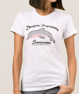 Dolphin shirt-female
